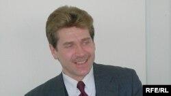 Пастор Московской Тушинской Церкви евангельских христиан Андрей Юрьевич Петров