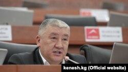 Маркум депутат Жыргалбек Калмаматов.