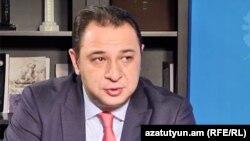 Бывший исполнительный директор Всеармянского фонда «Айастан» Ара Варданян