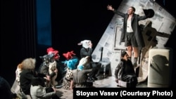 """""""Волемир"""" в Театре Петра Фоменко. Фото Стояна Васева"""