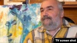 Пламен Асенов, стопкадър от интервю по БНТ