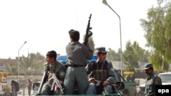 The Afghan National Police are widely seen as corrupt and incapable of maintaining security.