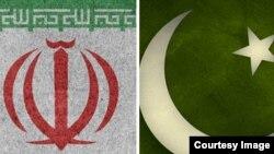 د ایران او پاکستان بېرغونه