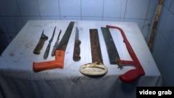 Бишкектеги өлүкканада өткөн кылымдагы шаймандар колдонулат.