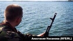 """Боец добровольческого батальона """"Азов"""" Валентин верит, что на Украине воюет за будущее России"""