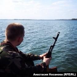 Валентин – боєць полку «Азов»
