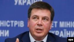 Віце-прем'єр, міністр регіонального розвитку, будівництва та житлово-комунального господарства України Геннадій Зубко