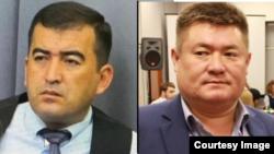 Баходирхон Элибоев и Абдурахмон Ташанов.