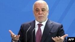 Ирак премьер-министрі Хайдар әл-Абади.