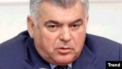 Министр транспорта Азербайджана Зия Мамедов