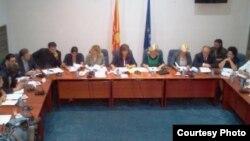 Собраниска Комисија за труд и социјална политика.