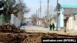 Туркменистан, архивное фото