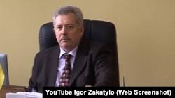 Керівника Інституту агроекології Ореста Фурдичка звинувачують у вимаганні та отриманні хабара в півмільйона доларів