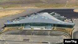 Bakı, hava limanı