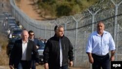 La granița dintre Bulgaria și Turcia...