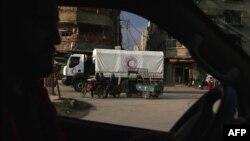 نهادهای بینالمللی تاکید کردهاند ارسال کمکهای انساندوستانه از مرز ترکیه به سوریه «حیاتی» است.