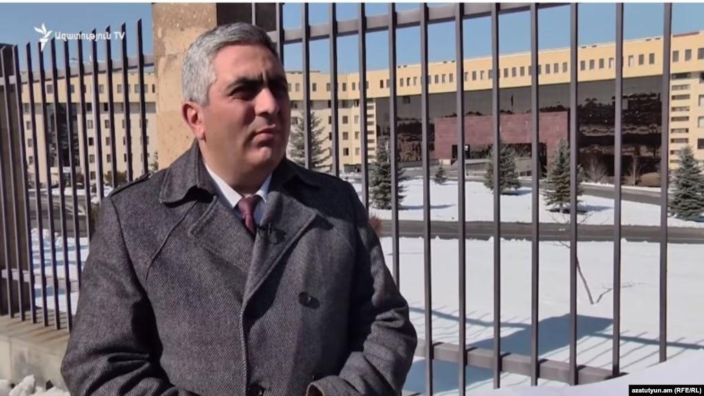 Пресс-секретарь МО РА: Истребители Су-30 – большое приобретение для Армении