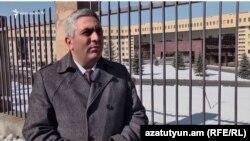 Пресс-секретарь Министерства обороны Армении Арцрун Ованнисян