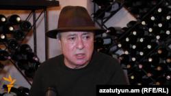 «Դոլմամա» ռեստորանի սեփականատեր Ժիրայր Ավանյան