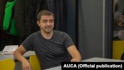 Андрей Гуринов.