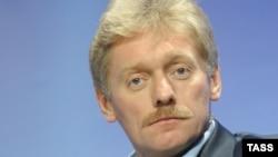Дмитрий Песков, пресс-секретарь премьер-министра России Владимира Путина.