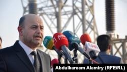 محافظ البصرة الدكتور ماجد النصراوي