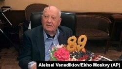 СССРнинг сўнгги раҳбари Михаил Горбачев ҳозир 90 ёшда.
