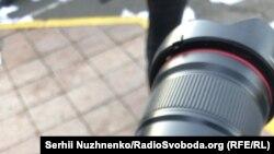 У НСЖУ заявили, що одним із найрезонансніших став інцидент за участі правоохоронців, під час якого постраждав фотокореспондент Радіо Свобода Сергій Нужненко
