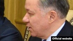 Председатель мажилиса парламента Казахстана Нурлан Нигматулин.