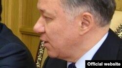 Нурлан Нигматулин в бытность руководителем администрации президента Казахстана.