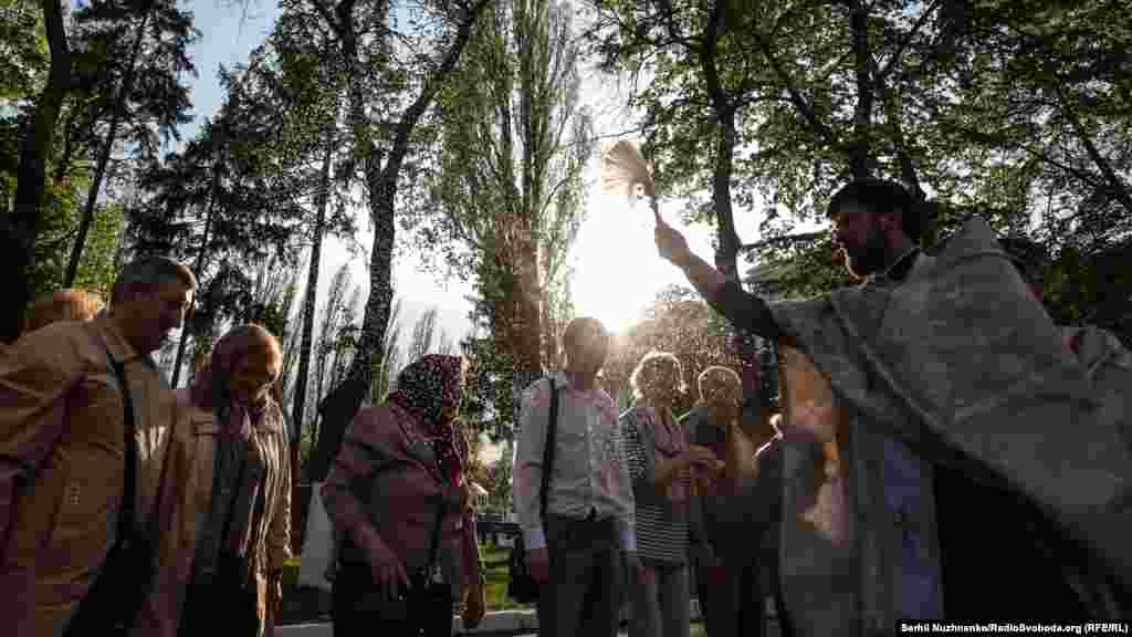 Освячення у Володимирському соборі