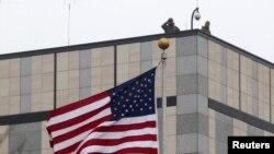 Посольство США в Києві, архівне фото