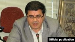Mehdi Sharifi Niknafs, one of the suspects in a large corruption case has fled to the United Arab Emirates. FILE PHOTO