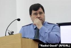 Сафиаллоҳ Девонаев, раиси Хадамоти муҳоҷирати Тоҷикистон