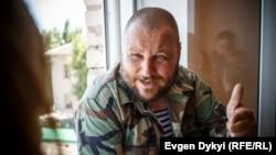 Євген Дикий, перший командир 2-ї роти добровольчого батальйону «Айдар»
