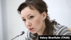 Анна Кузнецова, уполномоченная при президенте России по правам ребёнка
