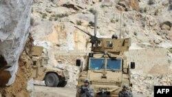 Aмериканска патрола во Нуристан, Феб 2011