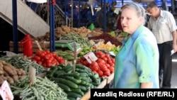 Foto: Arxiv. Bakı bazarı