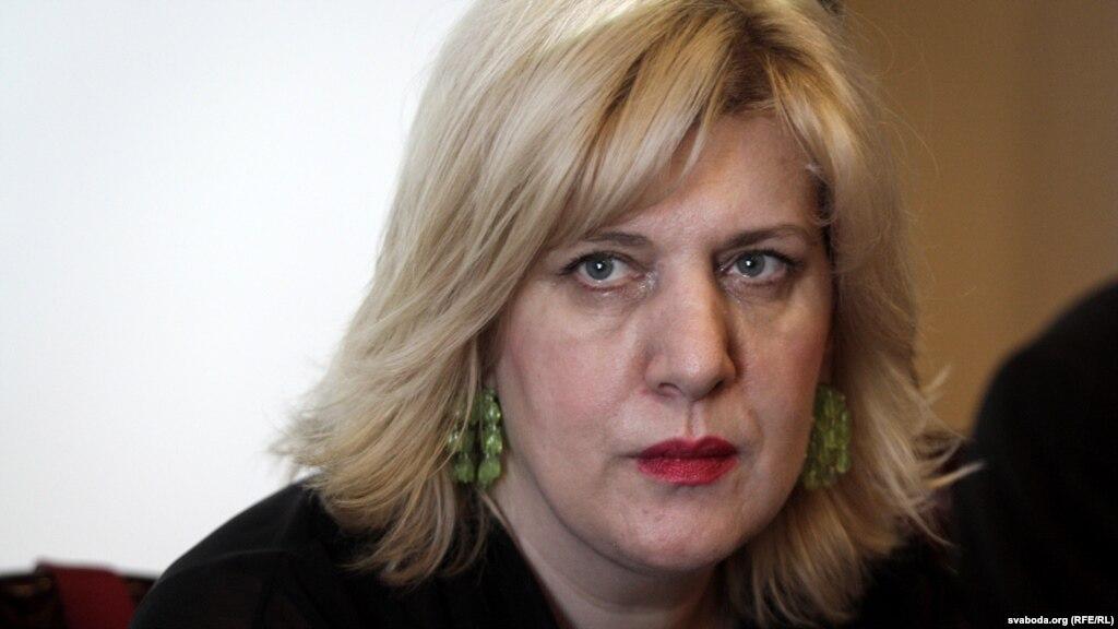OSCE Representative on Media Freedom Dunja Mijatovic