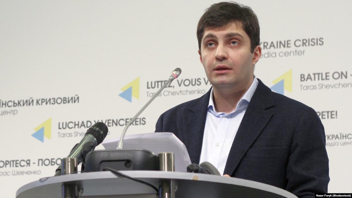 Гриценко: мой кандидат на должность генерального прокурора – Сакварелидзе