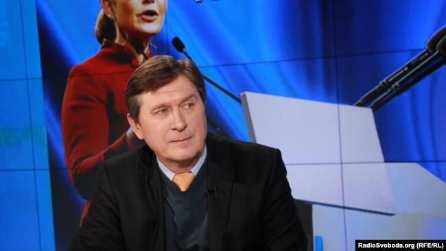 Володимир Фесенко, політичний експерт