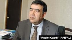 Абдуҷаббор Раҳмонов, вазири маорифи Тоҷикистон