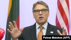 U.S. Energy Secretary Rick Perry (file photo)