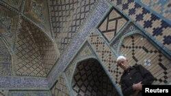 مسجد جامع سنندج (عکس از آرشیو)
