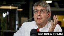 Президент RFE/RL Томас Кент