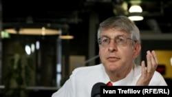 Президент Радио «Свободная Европа / Радио Свобода» Томас Кент.