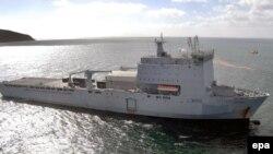 Anija britanike që pritet të bëjë shpimin në ujërat e ishujve Folkland