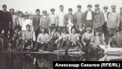 """Томские """"спецпереселенцы"""""""
