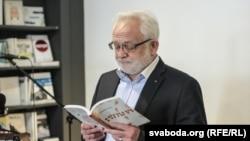 Уладзімер Мацкевіч, красавік 2017