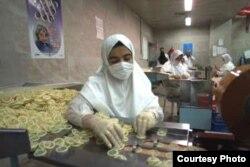 Фабрика по производству презервативов в Иране
